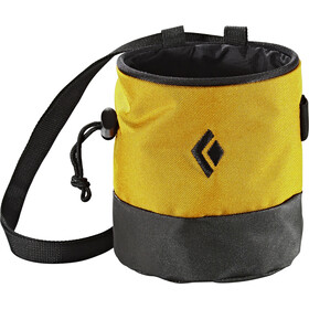 Black Diamond Mojo Zip Chalkbag S-M, ochre
